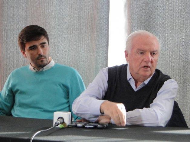 """Fernando Niembro: """"la seguridad es un tema que preocupa a todos"""""""