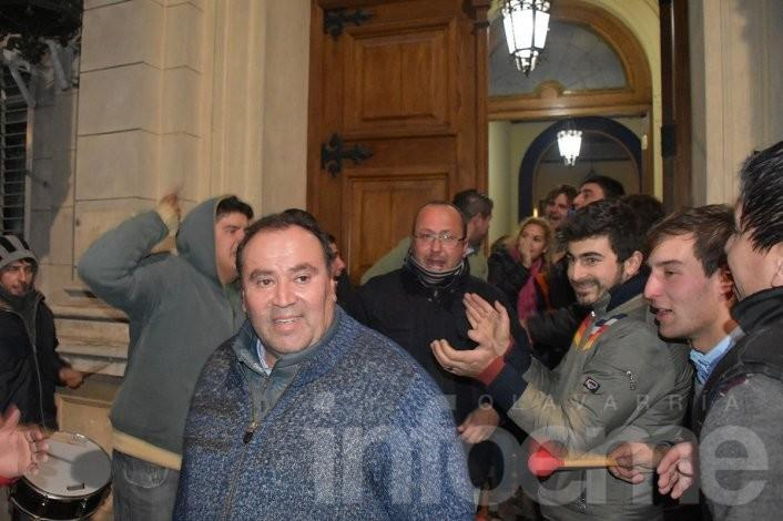 Suspendieron la sesión especial del Concejo Deliberante