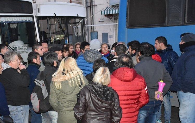 Universitarios repudiaron los hechos ocurridos en el HCD