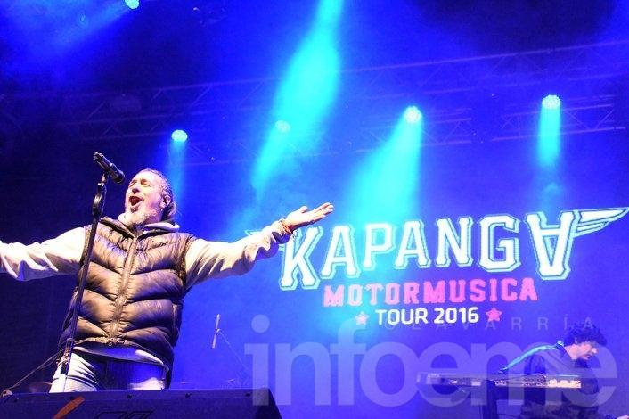 Te acercamos las mejores imágenes de Kapanga y Los Cafres