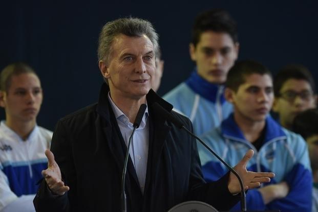 """Macri reapareció y aseguró que """"estoy bien para seguir trabajando"""""""