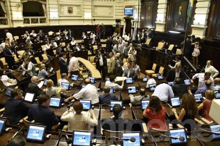 Legislatura bonaerense repudiará hechos de violencia en el HCD