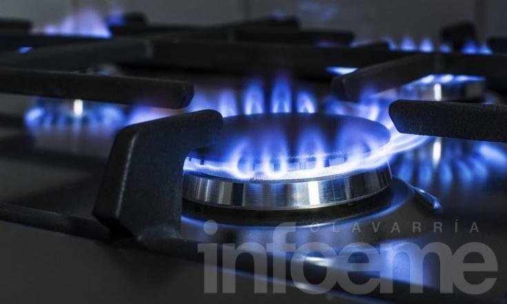Oficializan topes a suba de gas