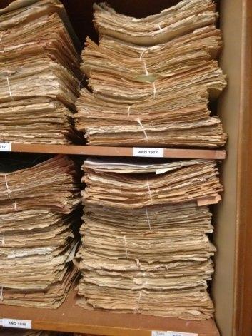 El archivo histórico celebró sus 30 años