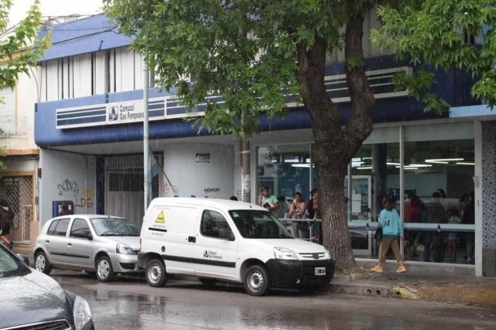 Camuzzi solicita no abonar las facturas de gas
