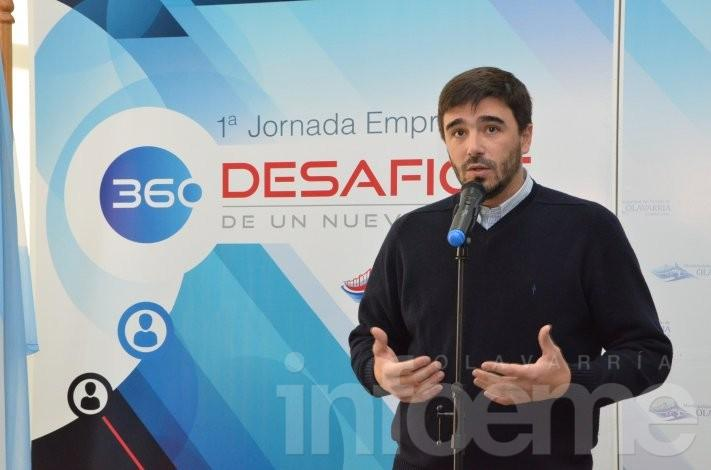 """La jornada empresarial """"360 °: desafíos de un nuevo ciclo"""" está en marcha"""