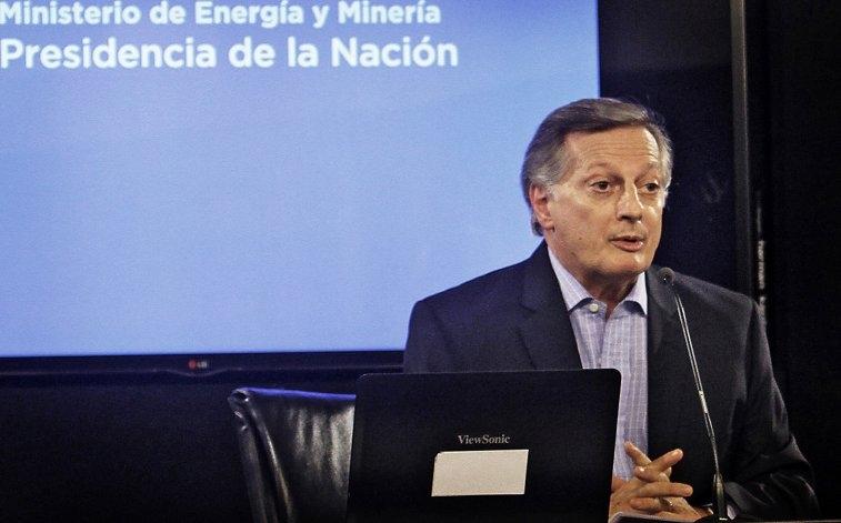 Aranguren negó la recategorización para los usuarios de Gas en la región