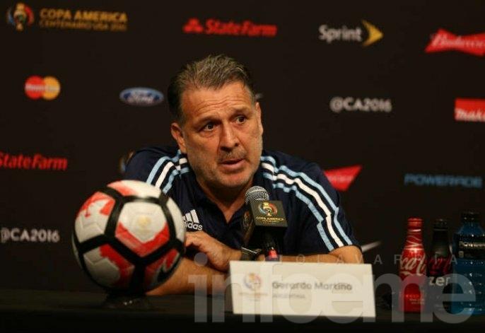 Martino confirmó el regreso de Messi ante Panamá