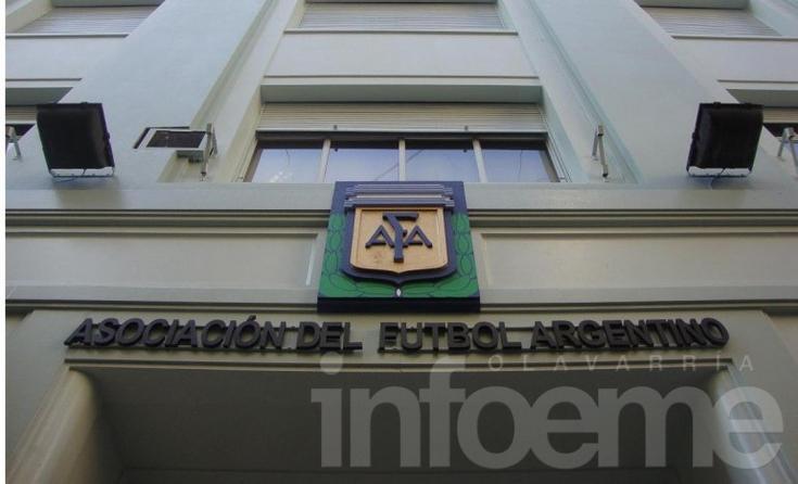 El Gobierno anula las candidaturas a la presidencia de AFA