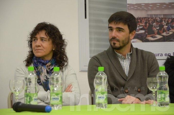 La ministra de Salud bonaerense comenzó su agenda en la Ciudad