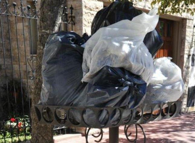 Piden no sacar residuos a la calle