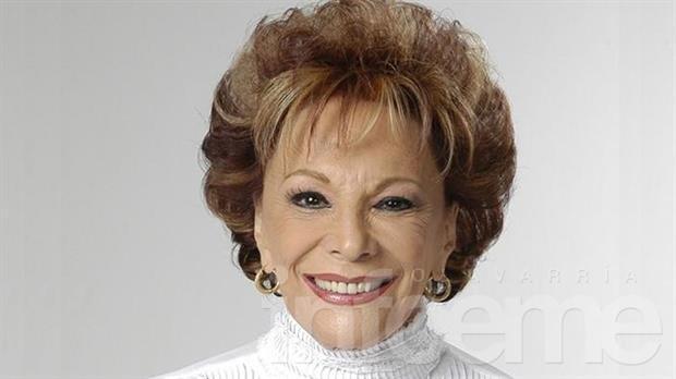 Murió la actriz Irma Roy