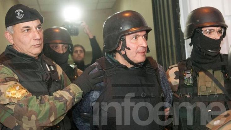Indagan a José López tras su escandalosa detención