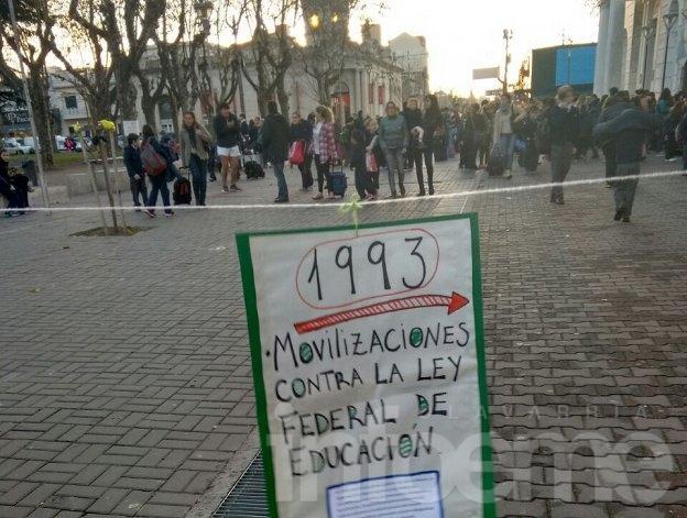 Jornada a 98 años de la Reforma Universitaria