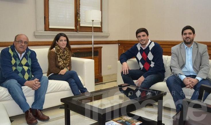 Florencia Juárez se sumó al Gobierno Municipal