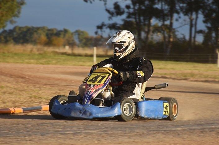 El Karting comenzó la actividad en el Amco