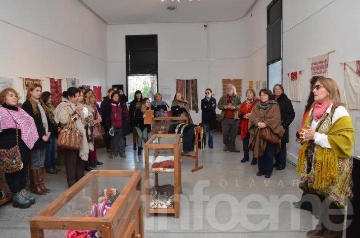 Comenzó el Encuentro Nacional de Arte Textil