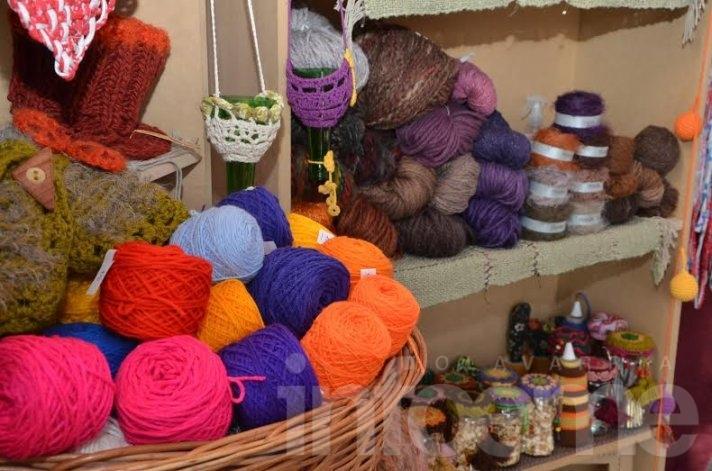 Continúa la Jornada de Arte Textil