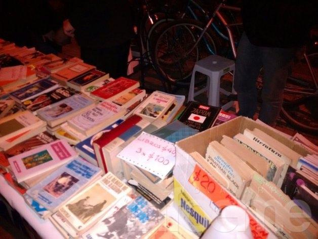 Comenzó la Feria del Libro Independiente