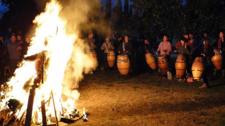 Llegan las fogatas de San Juan, San Pedro y San Pablo