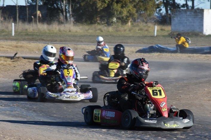 El Karting fue una fiesta en el Amco