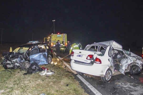 Una nueva víctima tras el accidente de la ruta 226