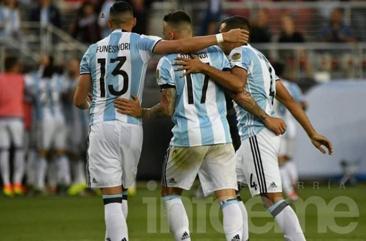 Argentina va por su tercera final consecutiva