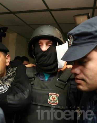 Pérez Corradi rechazó ser extraditado a la Argentina
