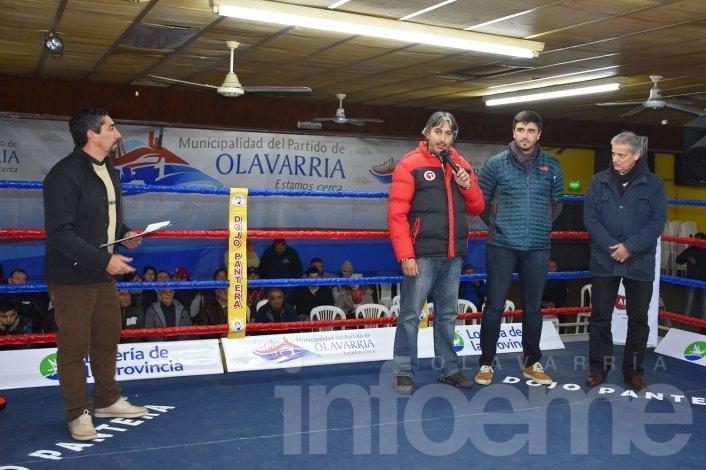 Comenzó el Torneo Selectivo Juvenil de boxeo