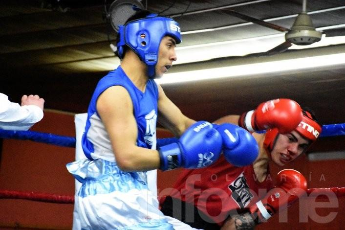 Se define el selectivo provincial de boxeo