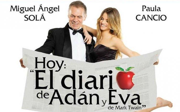 Hoy Miguel Angel Solá y Paula Cancio en el Teatro Municipal