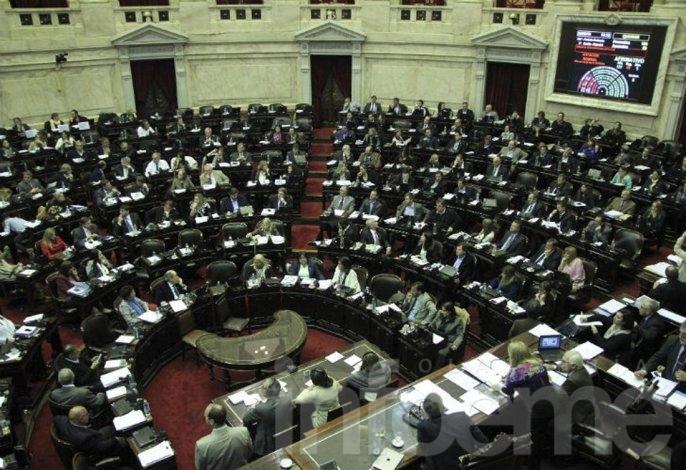 Media sanción al proyecto de Ley del Arrepentido