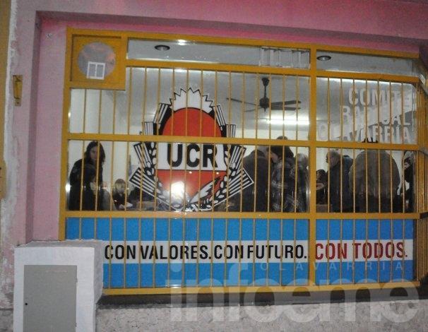 La UCR festeja los 125 años de su fundación