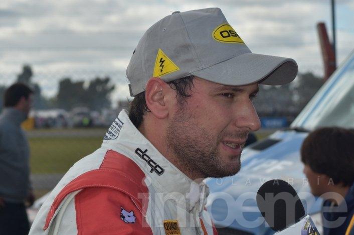 Pezzucchi quedó 18º en la primera clasificación
