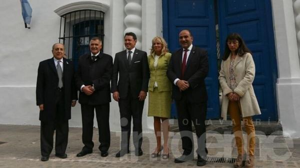Jill Biden estuvo en Argentina y visitó Tucumán