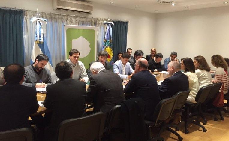 Primera reunión del Consejo Provincial de Turismo