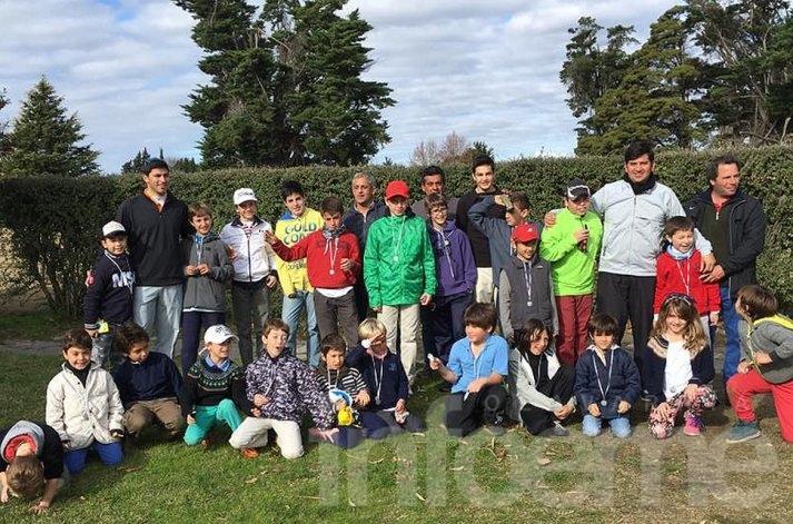 Golf: gran Torneo de Menores en Estudiantes