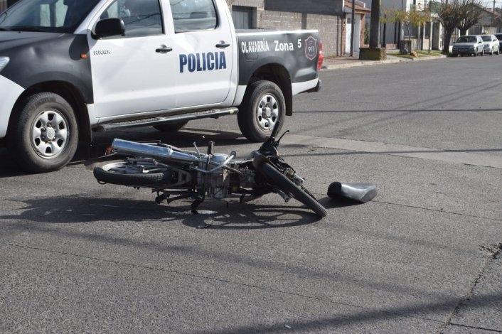 Murió el motociclista accidentado tras chocar con un micro