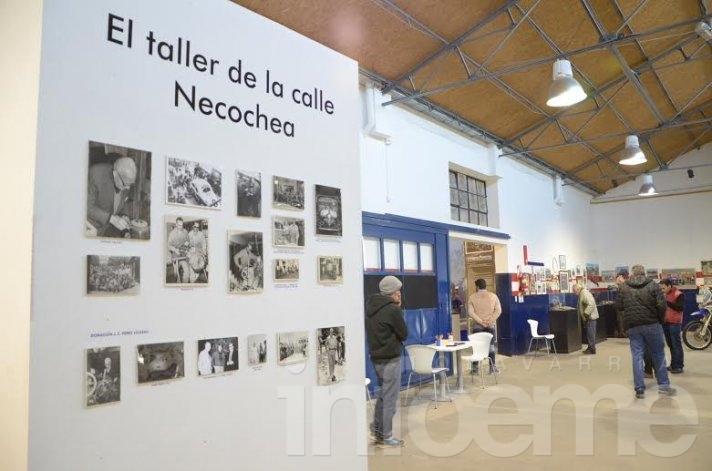 Inauguró muestra fotográfica en el Museo Emiliozzi