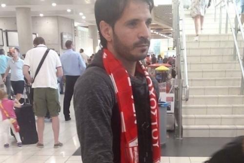 Abelairas al fútbol de Chipre