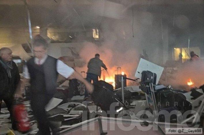 Al menos 28 muertos tras un atentado en Estambul