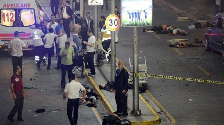 Atentado en Estambul: ya son 38 los muertos y 120 heridos