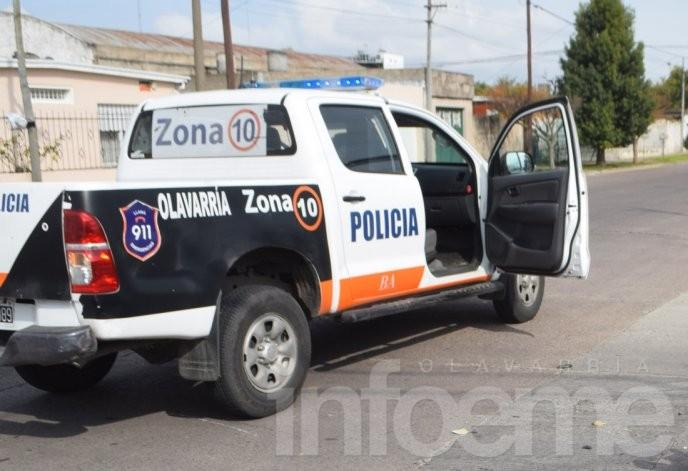 Persecución y disparos en el barrio Mariano Moreno