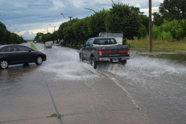 Anuncian seis días de lluvia para la región