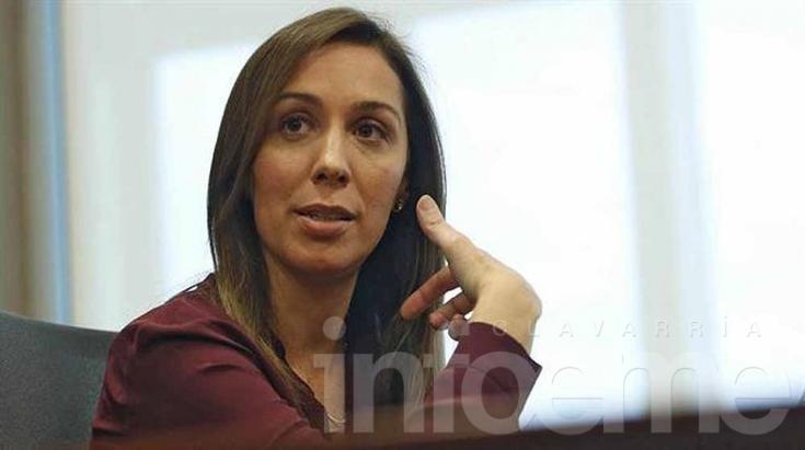 María Eugenia Vidal estará este viernes en Azul