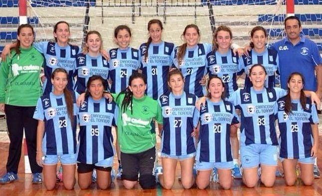 El handball de Ferro jugó en Mar del Plata
