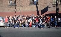 Olavarrienses participaron del acto de Cristina Kirchner