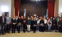 Presentaron a los nuevos Concejales Estudiantiles