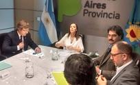 El campo pidió a Vidal que le bajen más los impuestos