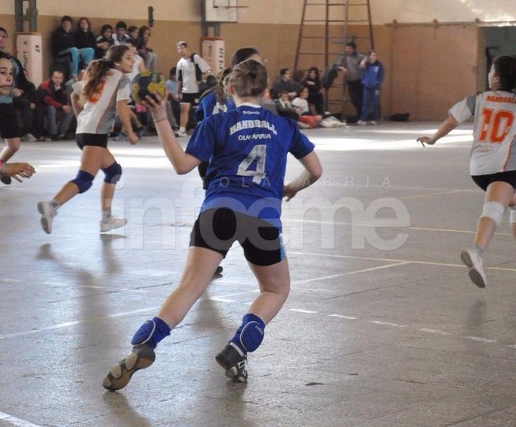 La 4° fecha del handball fue suspendida